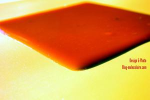 Plaque de tomate