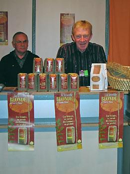 Lentilles Blondes de Saint Flour