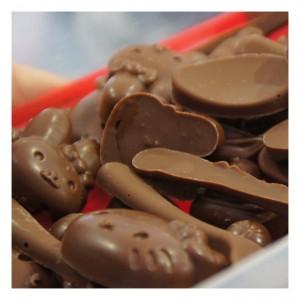 Chocolats Yuzu
